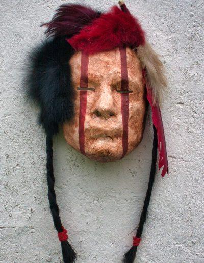 NATIVA AMERICAN masker07 104
