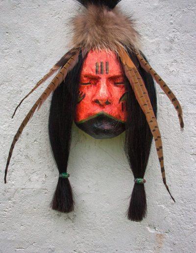 NATIVA AMERICAN masker07 106
