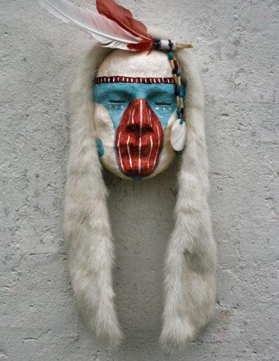 NATIVE AMERICAN masker07 109