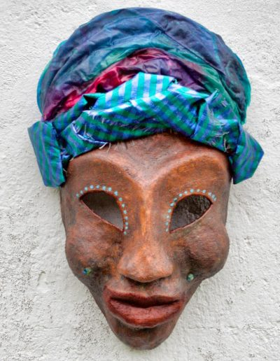 NUBA PAINTED FACES AFRICA masker07 040