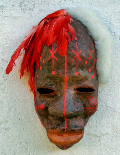 NUBA PAINTED FACES AFRICA masker07 043