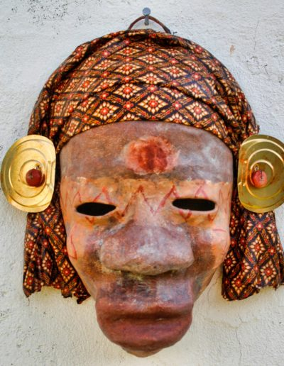 NUBA PAINTED FACES AFRICA masker07 046