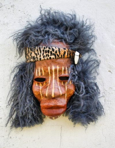 NUBA PAINTED FACES AFRICA masker07 051