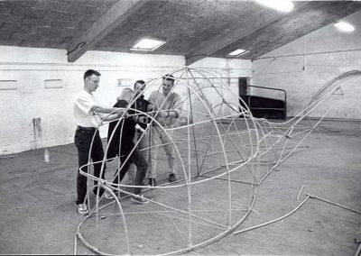 Lysfigurer-1993-8-meter-hval-wellfare-state-international-workshop-paa-Trollesminde-1993